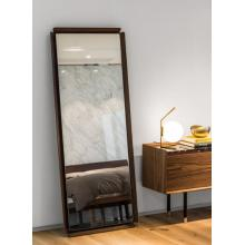 Mobília de madeira do hotel da mobília do quarto do espelho