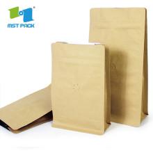 Borong Aluminium Foil Coffee Packaging Bag dengan zipper