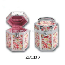 New arrival aluminum jewellery gift box