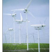 Galvanized and Powder Coated Wind Power Generator Steel Pole