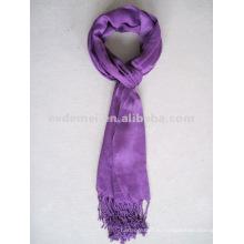 Один цвет оптового вискозного шарфа небольшой заказ