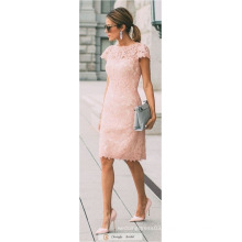 Modern Bride of Mother Dress Lace Peach Wedding Party Exclusive Evening Dresses 2016