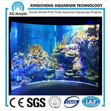 Big Transparent Plexiglass Viewing Panel for Viewing Panel Fish Tank