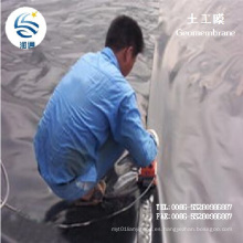 HDPE Manufacturer Geomembrane o Artificial Lake Road Railway