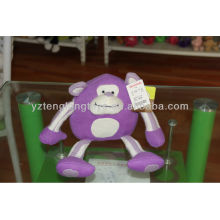 2015 New Design Cute Knit Monkey Stuffed Toy