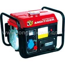 Gerador pequeno 0.6kVA de Taizhou China, gerador pequeno da gasolina 0.65kVA para a casa