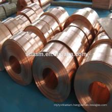 Red Copper Coil Pure Copepr Coil Plate ASTM C21700 C12000 C12200 C10200