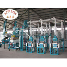 30ton Maize Mill Machinery Manufacturer