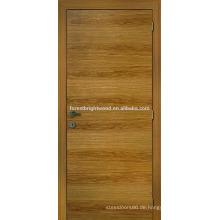 Natrual Eiche furniert bündige Tür-Design für Haus