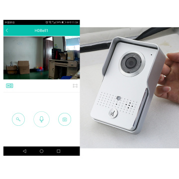 Nirkabel WIFI HD Smart DoorBell