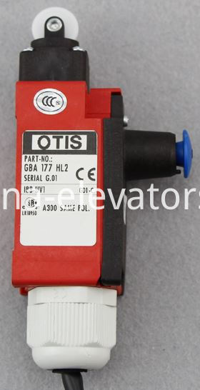 Machine Movement Protection Switch for OTIS Escalators GBA177HL2