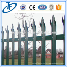 High Security PVC Coated Palisade Fence For Sale Made in Anping (China Supplier)