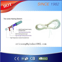 Double Helix Heating Wire with Over Heat Pretection for Electric Blanket