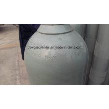 Gaz de N2o de 99,9% rempli dans le gaz de cylindre de 40L Vol 20kg / Cylindre avec la valeur