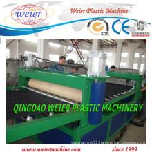 High Output of PE Plastic Sheet Making Extruder Machine