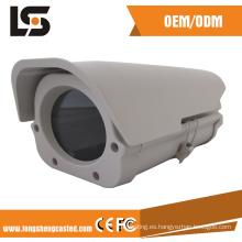 Las piezas de aluminio personalizadas mueren carcasa de vigilancia fundida de proveedor hikvision
