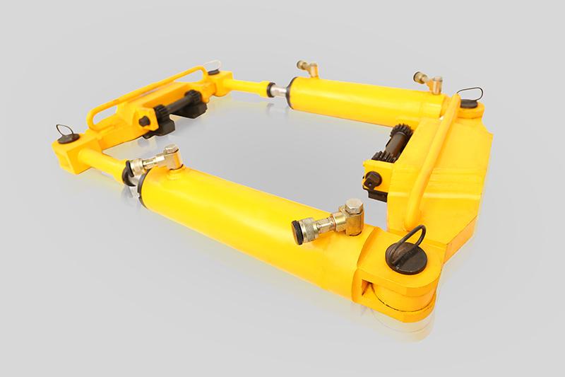 Hydraulic Rail Stressor