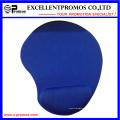 Logotipo promocional personalizado mouse pad de gel com descanso de pulso (EP-M58401)