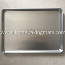 Top for Cast Iron Baking Pan Cast Aluminum Baking Sheet Pan supply to Algeria Supplier