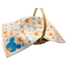 100% Cotton Comfortable Children / Infant Bath Towel