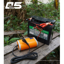 12V6A Automatic Trickle Lead ácido battery Carregador Storage Battery Charger
