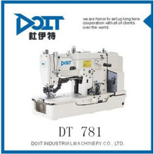DT781NV Jakly type lockstitch button making machine for woolen sweater
