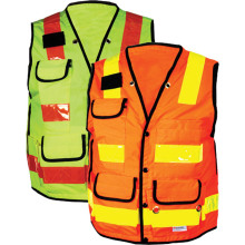 Reflection safety vest mesh material reflective tape