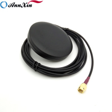High Gain 2dBi Round GSM Antenna With 3m Cable Sma Male