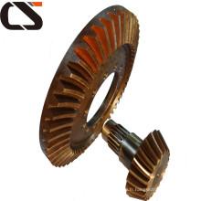 shantui SD16 bulldozer engrenage conique 16Y-15-00061 16Y-16-00014