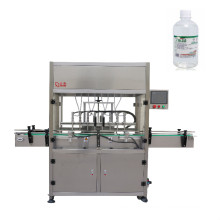 liquid filling machines syrup filler glass