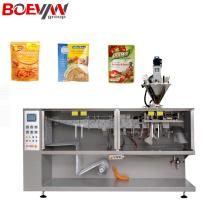 Máquina de embalagem horizontal de sachês de leite em pó para especiarias