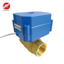 Atuador de válvulas de esfera elétrica mais vendido