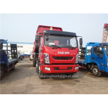 YUEJIN 6x2 camion benne