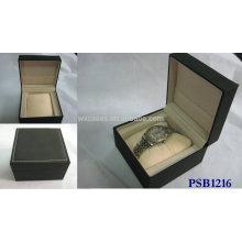 caja de reloj de cuero para reloj solo buena calidad desde China