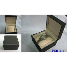 leather watch box for single watch good quality frm China