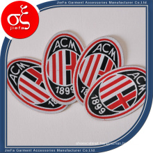 Custom Woven Patch/  Football Soccer Woven Badge