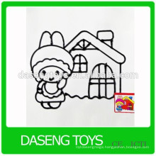 window art gel paniting toy