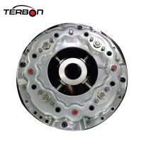 HNC540 Clutch Pressure Plate Cubierta Embrague Plato Embrague For Hino Truck 350*220*379mm