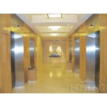 Gewerbegebäude Aufzug mit kleinem Maschinenraum