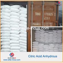 Fabricación china Ácido cítrico anhidro E330 / USP / FCC / Bp / Ep