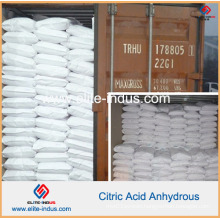 Chinese Manufacture Citric Acid Anhydrous E330/USP/FCC/Bp/Ep