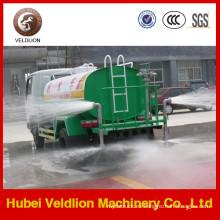 Camión de riego por agua 4X2 LHD de 5-7 toneladas
