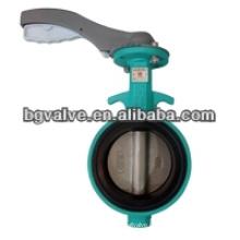 высокое давление вафли клапан-бабочки с стандартом JIS и DIN стандарт ANSI