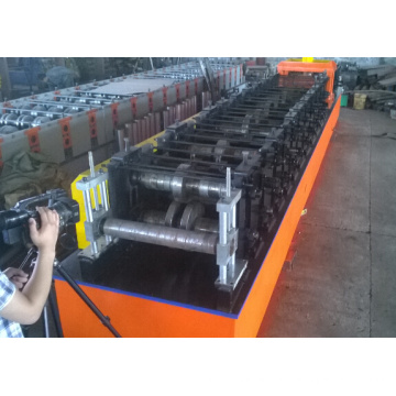 100-300 Z Shaped Steel Purlin Roll Forming Machine with Punching Section Hot Sale (100-300)