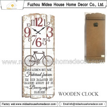 Customized Made Brand Logo Decorate Wall Clock