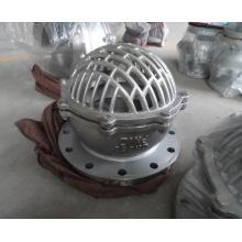Válvula de pé de proteção da bomba Dn250 Pn10