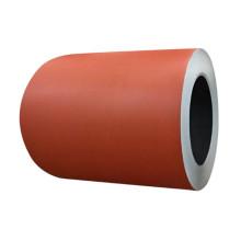 Bobina de acero recubierto de color galvanizado