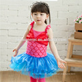 2016 baby girl mermaid performance dress alibaba wedding dress princess