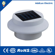 UL CE 2W SMD Solar Powered LED Garden Light