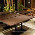 Uptop Minimalist Scandinavian Wooden Restaurant Furniture (SP-CS338)